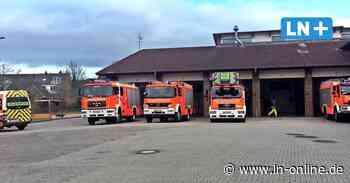 Corona - Appell an Angehörige, damit die Feuerwehren einsatzbereit bleiben - Lübecker Nachrichten