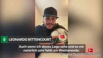 #WirBleibenZuhause - Leonardo Bittencourt macht mit - Bundesliga.de