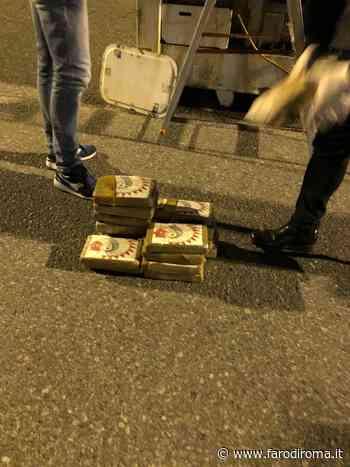 Cocaina per 16 milioni. Maxisequestro a Vado Ligure. Il coronavirus non scoraggia i corrieri della droga - Farodiroma