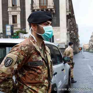 Live - Alweer triest record voor Italië: 793 doden op één dag