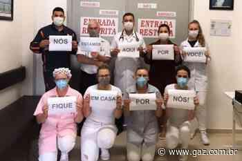Sobradinho e Arroio do Tigre registram homenagens aos profissionais da saúde - GAZ