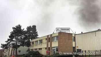 Aulnoye-Aymeries/Berlaimont : les deux salariés de NOV finalement testés négatifs au Covid-19 - La Voix du Nord