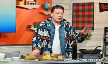 Coronavirus pandemic: Jamie Oliver's recipes for cooking during lockdown - Express