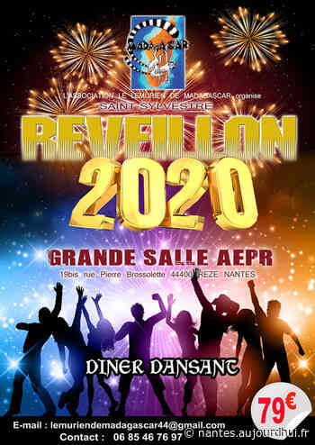 REVEILLON 2020 - Nuit de la Saint Sylvestre malgache - AEPR, REZE, 44400 - Sortir à Nantes - Le Parisien Etudiant