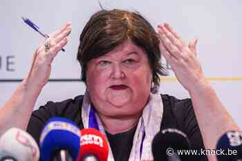 Maggie De Block blikt terug op onwezenlijke week: 'Deze situatie duurt zeker nog 8 weken'