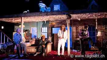 Er spielt wie Louis Armstrong: Das Theater Konstanz zeigt eine wilde Traumreise ins Herz des Jazz   St.Galler Tagblatt - St.Galler Tagblatt