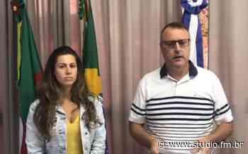 Vídeo | Confirmado 1º caso de Coronavírus em Carlos Barbosa | Rádio Studio 87.7 FM - Rádio Studio 87.7 FM