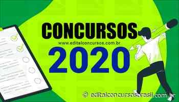 Concurso Prefeitura de Monte Santo de Minas MG 2020 abre 476 vagas - Edital Concursos Brasil