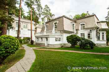 Moscow Region, Odintsovo City District, Zhavoronki Village, Other Russia, RU - Home for sale - The New York Times