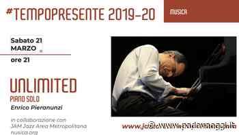 """""""Unlimited"""", musica con Enrico Pieranunzi al teatro Quirino De Giorgio di - Evento annullato - PadovaOggi"""