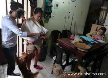 Así viven el encierro por el coronavirus 4 familias de Sangolquí, cerca de Quito - El Universo