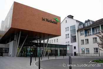 Friedrichshafen/Weingarten/Tettnang: Klinikverbund räumt Krankenhaus 14 Nothelfer vorübergehend. Das Personal aus Weingarten wird an anderen Standorten gebraucht - SÜDKURIER Online