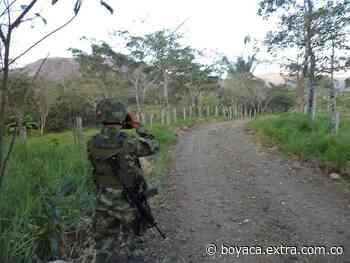 Tropas del Ejército neutralizan acción terrorista del Eln en la vía Tadó-Pereira - Extra Boyacá
