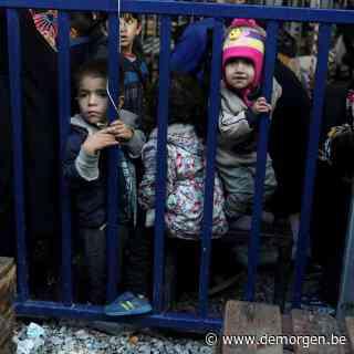 Vluchtelingen op Griekse eilanden voelen zich als ratten in de val door aangescherpte maatregelen