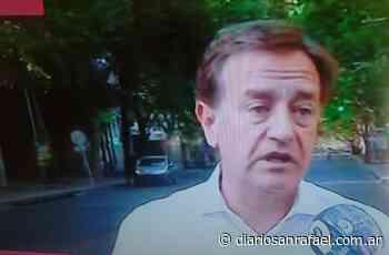 Ciudad Mendoza: El propio gobernador mandó a cuarentena a gente que estaba tomando café en el centro - Diario San Rafael