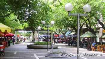 2 Ulpiano Suarez decretó la emergencia sanitaria en la Ciudad de Mendoza - Los Andes (Mendoza)