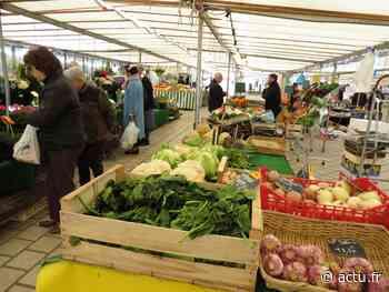 Yvelines. Coronavirus : les marchés de Saint-Germain-en-Laye sont maintenus, mais avec des aménagements - actu.fr