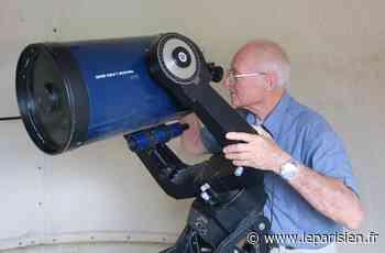Gretz-Armainvilliers : l'ex-protecteur de Neil Armstrong a la tête dans les étoiles - Le Parisien