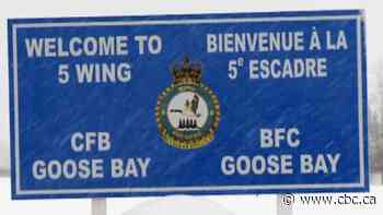Happy Valley-Goose Bay opposes presence of Italian military members in town during COVID-19 pandemic - CBC.ca
