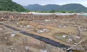 Suspendida la construcción del hospital en Bahía de Caráquez - El Diario Ecuador