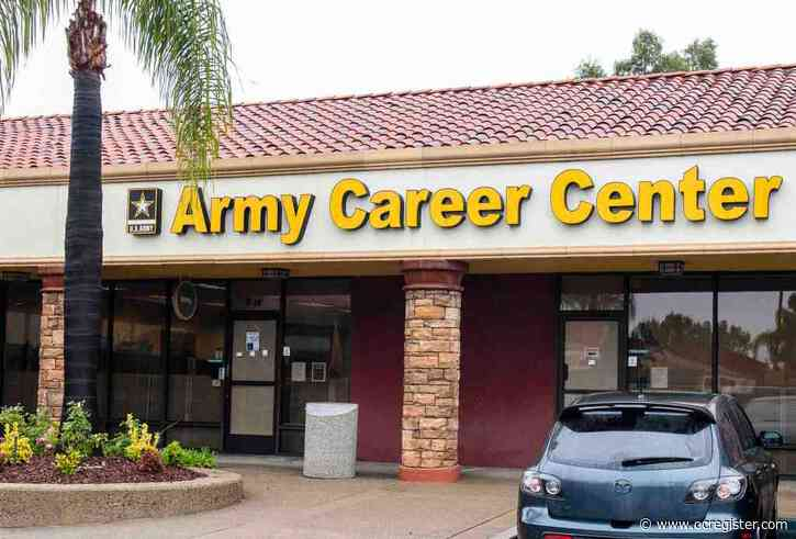 U.S. Army shuts down recruiting stations in Southern California amid mission to curb coronavirus spread
