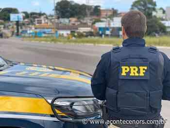 Morador de Garibaldi acusado de estuprar a própria neta é preso na BR-386, em Lajeado - Acontece no RS