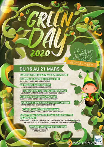 concert de la St Patrick basilique St Pierre,Luxeuil-les-Bains (70) 17 mars 2020 - Unidivers