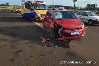 FATAL Motociclista morre após acidente na BR-376 entre Jandaia do Sul e Mandaguari - TNOnline