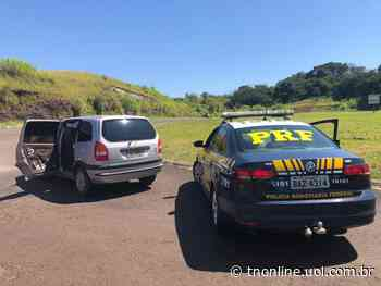 CONTRABANDO Veículos abarrotados de cigarros são apreendidos pela PRF em Jandaia do Sul - TNOnline
