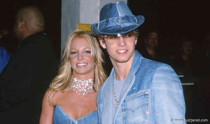 Justin Timberlake Reveals Why He Agreed to That Denim-on-Denim Look with Britney Spears