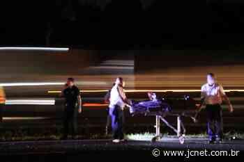 Homem morre após ser atropelado na Bauru-Pederneiras - JCNET - Jornal da Cidade de Bauru