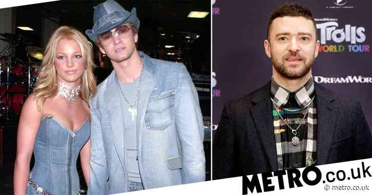 Justin Timberlake has zero regrets about *that* denim outfit he wore with Britney Spears