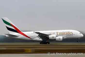 Emirates to cancel majority of passenger flights and cut staff wages after coronavirus-related slowdown