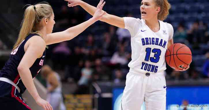 The BYU women's basketball team didn't get what it wanted this season, but the Cougars were able to see it through to the end