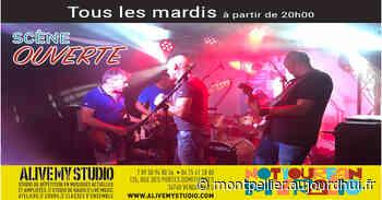 Scène Ouverte / Jam session ALIVE My STUDIO - ALIVE MY STUDIO, Vendargues, 34740 - Sortir à Montpellier - Le Parisien Etudiant