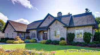 Nobleton executive bungalow is a 45-minute drive from Toronto: Home of the Week - Toronto Star