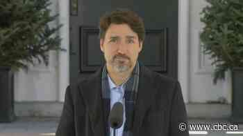 Prime minister appeals to Canadian children to follow social distancing rules