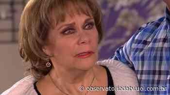 Soledade explica a Ana por que a abandonou - Observatório da Televisão