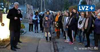 Schneeblumen-Gedenkweg - Gedenkmarsch an Holocaust-Opfer aus dem Außenlager Markkleeberg verschoben - Leipziger Volkszeitung
