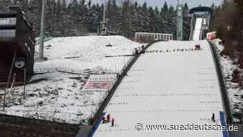 Starker Wind: Sonntags-Skispringen in Willingen verschoben - Süddeutsche Zeitung