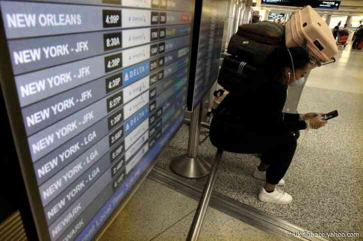 Senate GOP coronavirus bill aides U.S. transit, airports but loans not cash for airlines