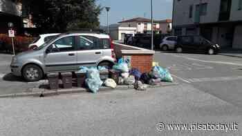 Raccolta rifiuti ferma a San Giuliano Terme - PisaToday