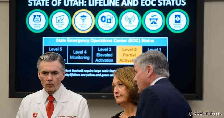 Live coronavirus updates for Sunday, March 22, 2020: Cases in Utah rise to 181