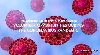 Volunteer Opportunity Guide to Help During the Pandemic - Winnetka-Glencoe, IL - Patch.com