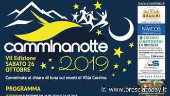 Villa Carcina: Camminanotte | 26 ottobre 2019 | info e programma - BresciaToday