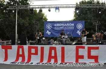 Recital solidario en tapiales para recordar a las víctimas de Cromañón - Popular