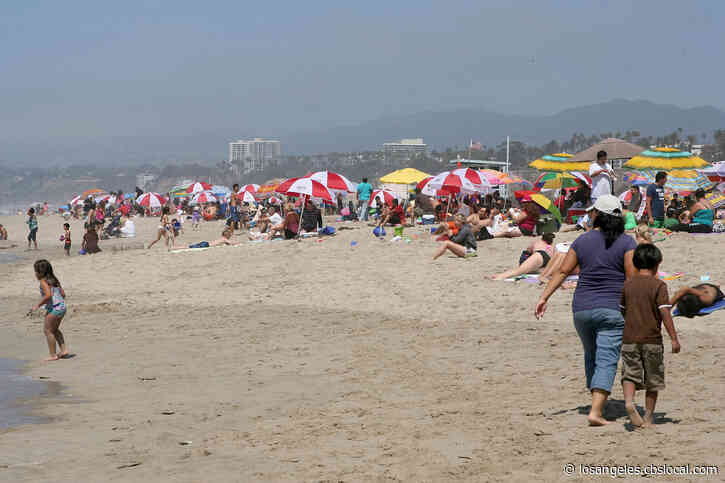 COVID-19: Santa Monica Announces Closure Of Beach Parking Lots Effective Immediately