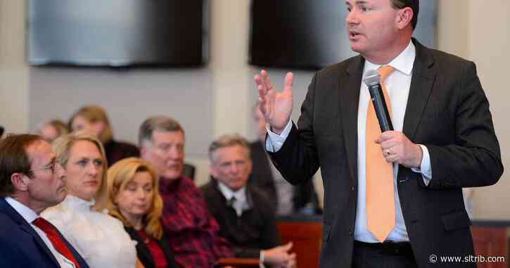 Utah'Mike Lee to self-quarantine after Sen. Rand Paul tests positive for COVID-19s