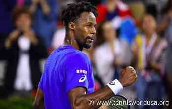 Gael Monfils reveals his goals before the end of his career - Tennis World USA