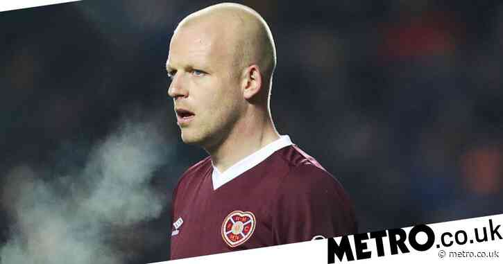 Hearts captain Steven Naismith takes 50% pay cut to help the club survive during coronavirus crisis